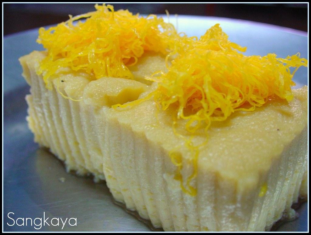 Sangkaya (Coconut Pudding)...for YOU...