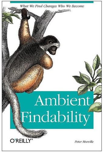 Ambient Findability - What we find changes who we become.
