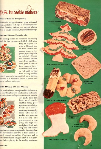 best christmas cookies b (by senses working overtime)