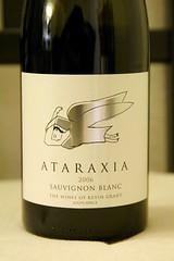 2006 Ataraxia Sauvignon Blanc