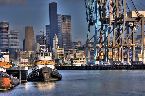 Seattle Tug
