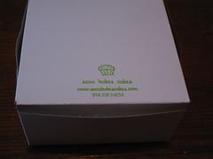 New Sara Bakes Cakes stamp!