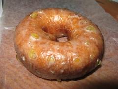 Doughnut Plant: Chestnut cake doughnut