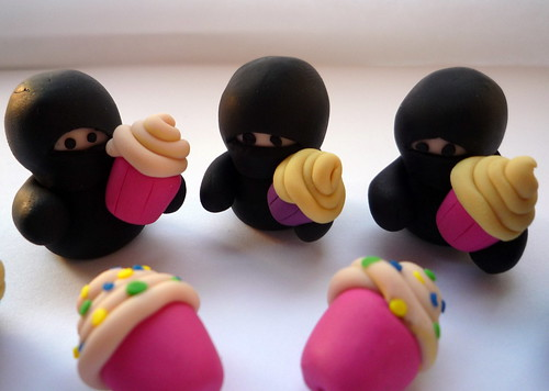 Cupcake Ninjas! by Lilley1.