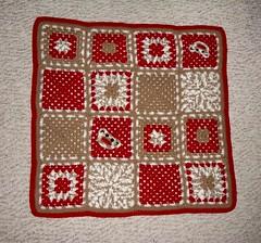 Monkey Blanket for Clayton