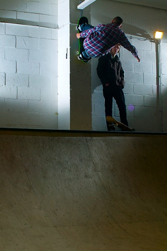 Habgood - wallride fakie