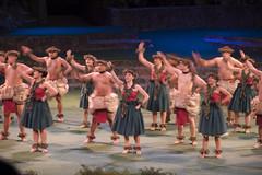 Oahu, Hawaii - Polynesian Cultural Centre