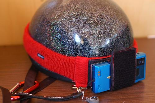 F01Aヘッドマウントカメラ