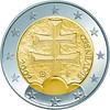 2 euros slovaquie