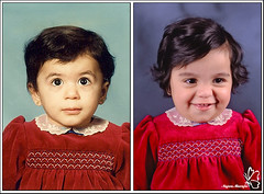 The Past and Today (Najwa Marafie - Free Photographer) Tags: sara past today the najwa nonoq8 marafie alaryan 20081983