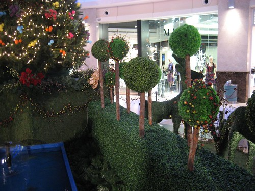 X-Mas @ The Curve