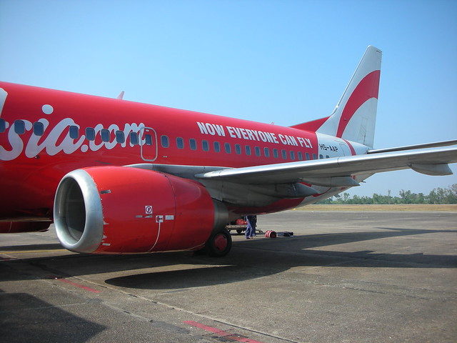 Yangon 01 - My first flight in over 8 months by Ben Beiske