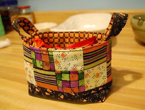 Fabric Basket by Kim