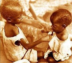 AFRICA FAMINE and POVERTY (tenthcrusade) Tags: poverty africa horror famine