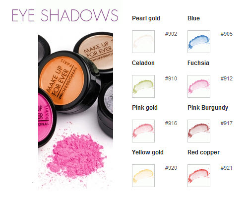 Nhu m?t Diamond powder (STAR POWDER) - Make up for ever - Made in France