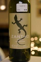 2005 Zantho Burgenland Muskat
