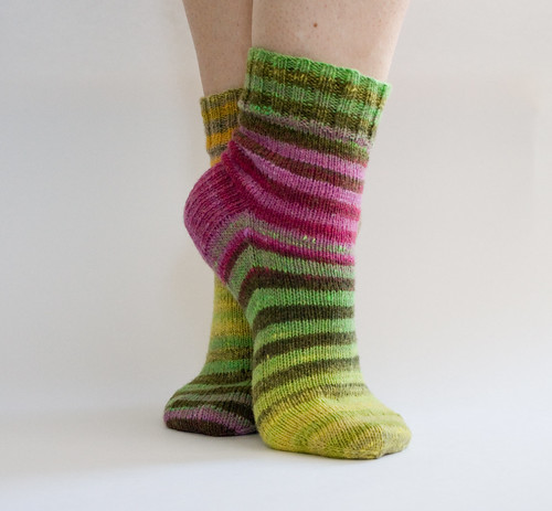 Noro Socks finished (365.6)