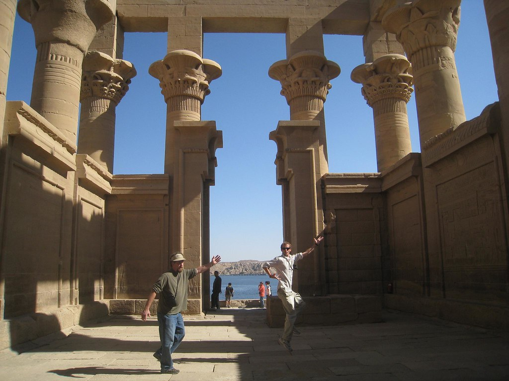 photo essay pyramids temples of having a little fun in a grand setting