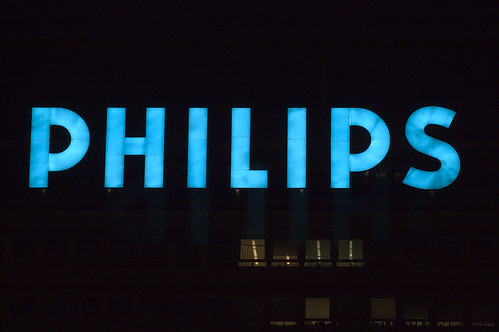 Rótulo de Philips