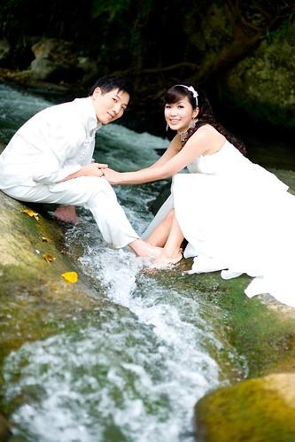 美麗的婚紗照009