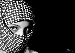 "320\365  SPEAK FOR GAZA, The number of dead people from the Israeli attacks in Gaza rises to 345 (""Anwaar) Tags: woman white black girl look lady canon 50mm eyes photographer sad hijab arabic sharp arab feeling kuwait arabian kuwaiti anwar sadfeeling 400d abigfave 320365speakforgaza thenumberofdeadpeoplefromtheisraeliattacksingazarisesto345 topsense"