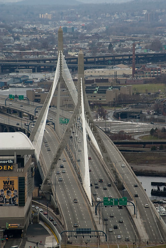 Leanard P Zakim Bunker Hill Memorial Bridge