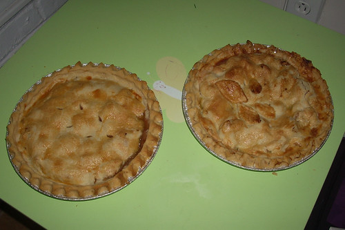 Mom and Jo's pies