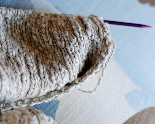 knitting project three 010