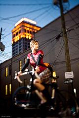 Elisa 5 (T. Scott Carlisle) Tags: urban bike downtown bad gritty tough elisa tsc tphotographic tphotographiccom tscarlisle tscottcarlisle