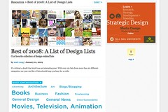 A List of Design Lists_1230860563082