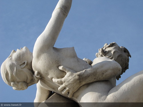 Statue - Jardin des Tuileries