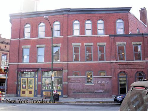 Hamilton Bookstore