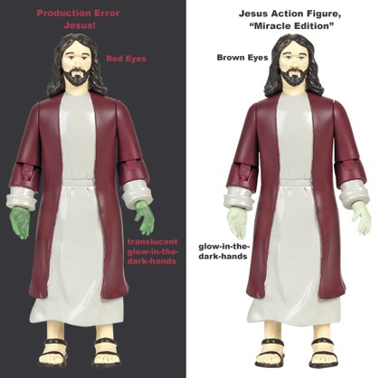 The Accidental Zombie Jesus