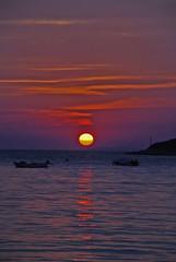 Croatia Sunset - HDR (Dan Voaden) Tags: sunset hdr hdrsunset danvoaden