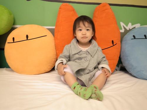[1Y5M20D] Genki @ YOHO 兒童旅館