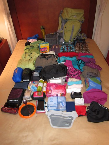 Heather\'s RTW Gear