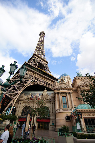 The Eiffel Tower in Las Vegas (normal)