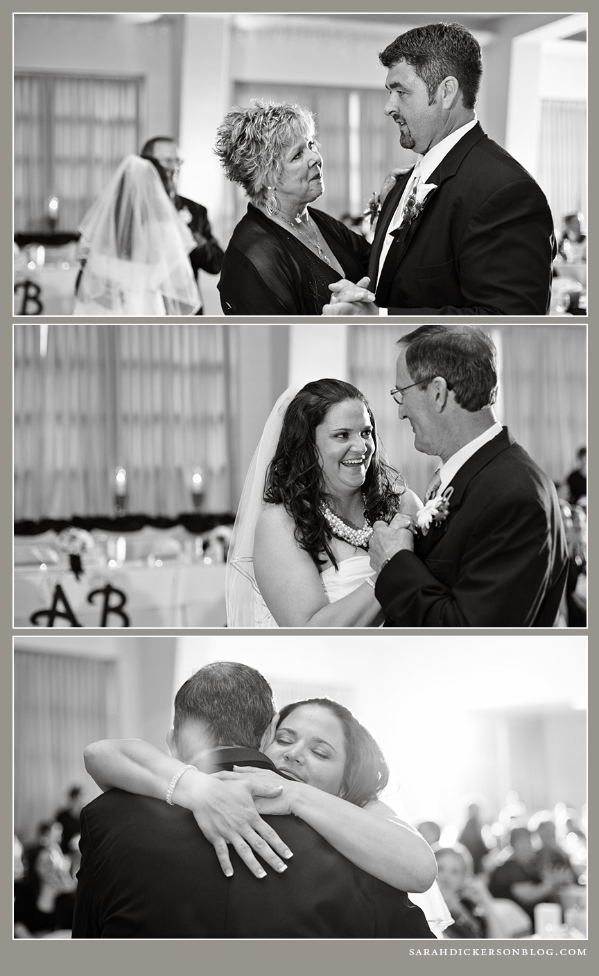 Atchison Kansas wedding photographs