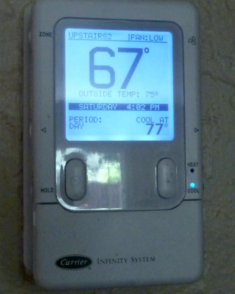 Dual Zone HVAC
