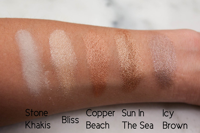 freshfaces swatches