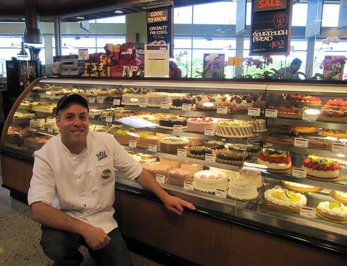 New Whole Foods Market Fairfield Cake Case By Tony