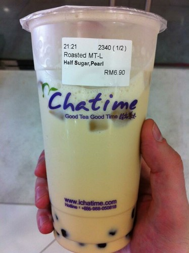 Chatime Roasted Pearl Tea
