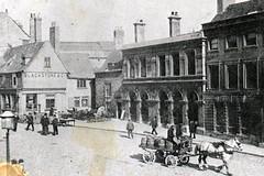 Broad Street, Stamford around 1900
