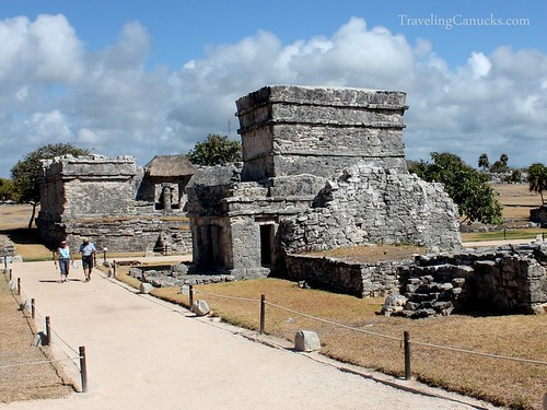 Tulum Temple Complex, Mexico