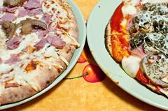299/365 ¿Pizza de dieta o normal?