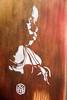 C215 - Rue de Thionville 19è (un oeil qui traîne) Tags: street urban streetart paris france art collage print poster stencil paint peinture affichage carf 75 arrondissement affiche graffitis affiches vando childrenatriskfoundation c215 19è