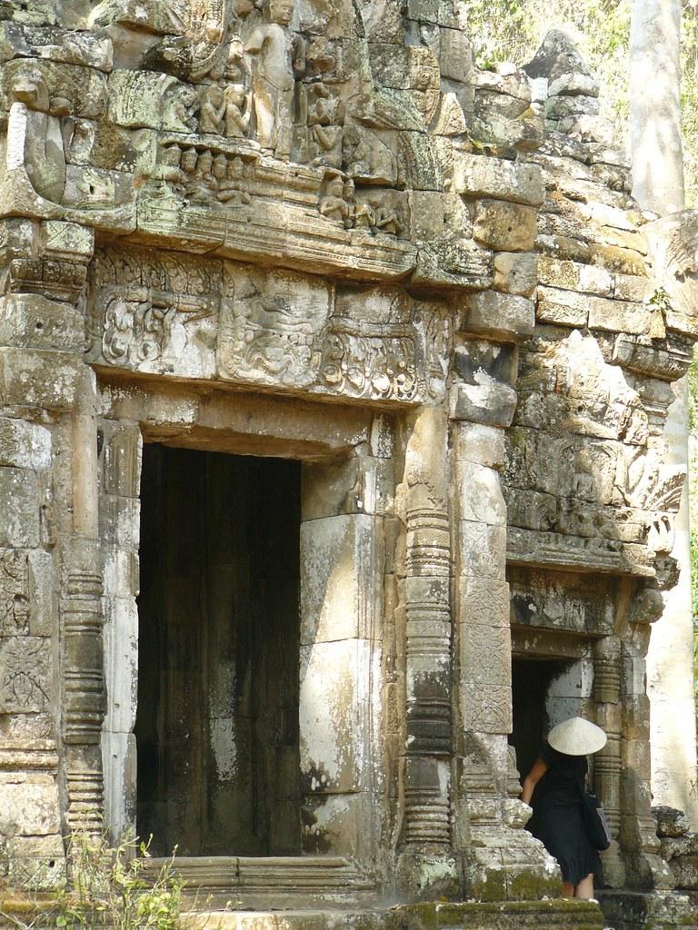 Cambodge - Angkor #73