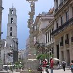 Habana Vieja. Plaza de San Francisco