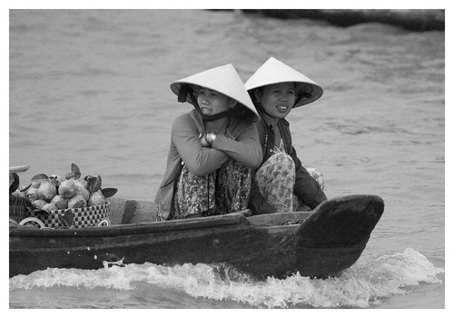 Vietnam - Mekong Delta People