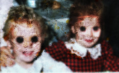 1987 (u-JU) Tags: children 1987 surreal manipulation horror